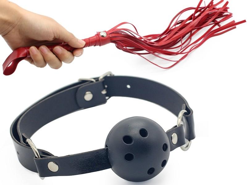 Bộ dụng cụ bạo dâm 10 món BD10 9